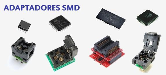 Clique para ver os Adaptadores SMD