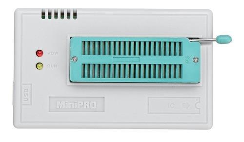 Tl866cs Gravador Minipro Eprom Tl866cs Bios Flash Pic