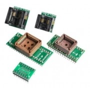 Kit Adaptadores Soic8 Plcc32 Plcc44 24xx E 25xx