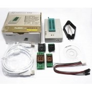 Gravador Eprom Tl866ii Plus Minipro Soic8 Plcc Portugues