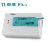 TL866 II PLUS MINIPRO GRAVADOR PROGRAMADOR UNIVERSAL USB 40 PINOS COM IN-CIRCUIT PROGRAMMER (17000 chips)