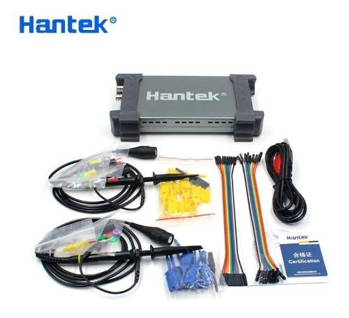 Osciloscópio Hantek 6022bl 2 Canais Digitais + 16 Lógicos