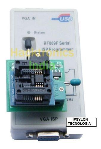 Adaptador Eprom 1.8v Soic Gravador Bios Tl866 Ch341a Soic8