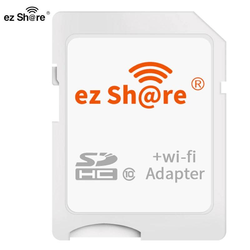 Kit Microsd 32gb Sd Wi-fi Ez-share + MicroSD Sandisk 32GB (Similar ao Toshiba Flashair)  98mb