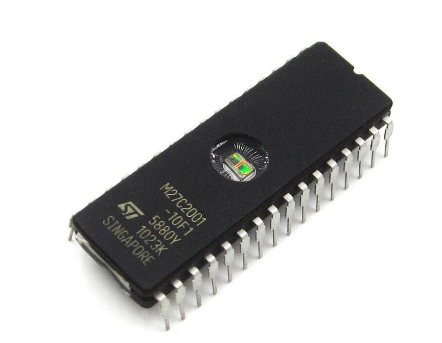 Memória Eprom M27C2001