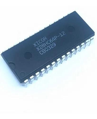 Memória Xicor X28HC64P -12