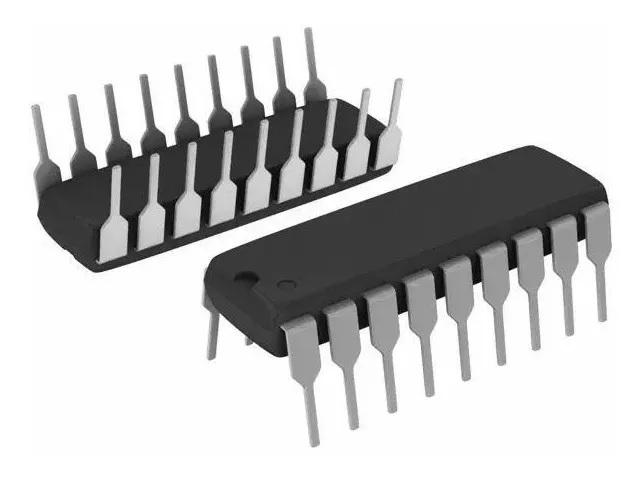 Microcontrolador Pic16f628a I/p 16f628a Microchip Pic DIP18