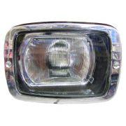 Farol MB 608 85/89 lente vidro LD (RCD)