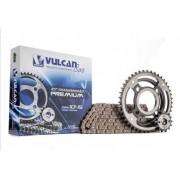Kit transmissão relacao CG 83/Today/Titan/99 (Vulcan Premium)