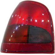 Lanterna traseira Gol G II 95/99 tricolor LE (HT)
