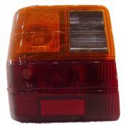 Lanterna traseira Uno 84/04 tricolor LE