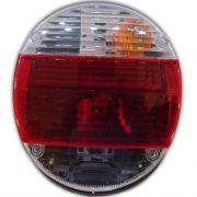 Lanterna traseira VW Sedan cristal/rubi (fafa)