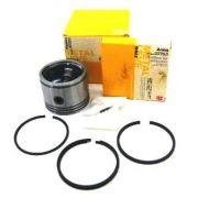 Pistão compressor MB OM-314/352 77mm (c/anéis) (STD)