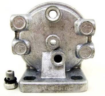 Cabeçote filtro diesel Massey Ferguson 265