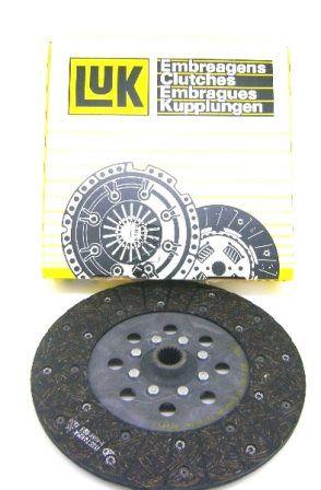 Disco embreagem Valmet 68/78/685/785 dupla externo (LUK)