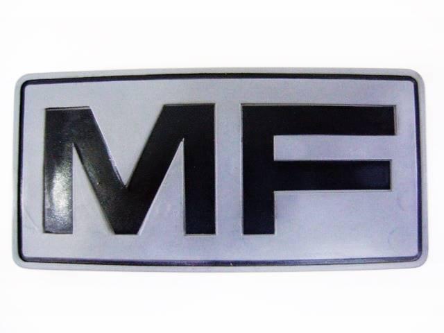 Emblema Grade Radiador Massey 265 / 275