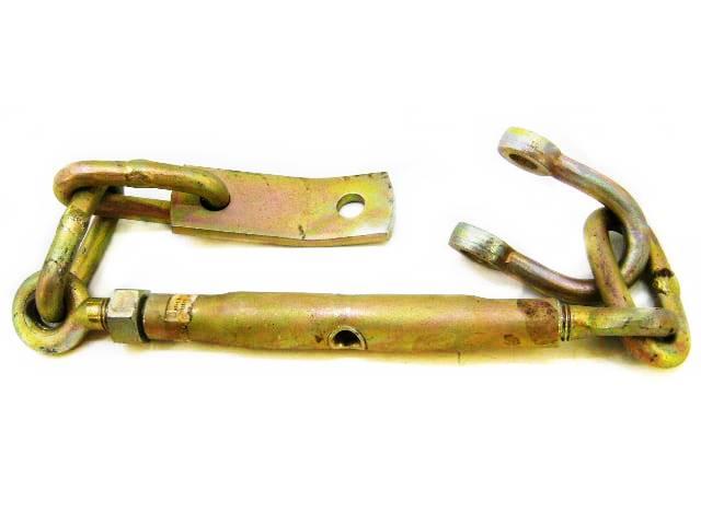 Estabilizador braço hidráulico Massey Ferguson 65x/265/275 77 à 91cm