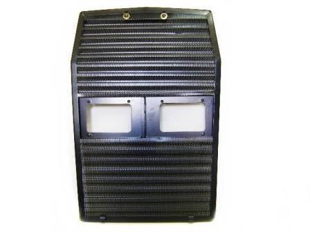 Grade radiador Massey Ferguson 265/275 inteiriça