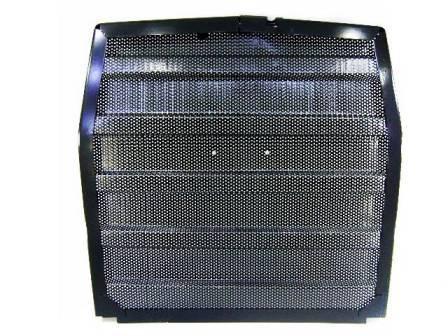 Grade radiador Massey Ferguson 275 superior fecho novo