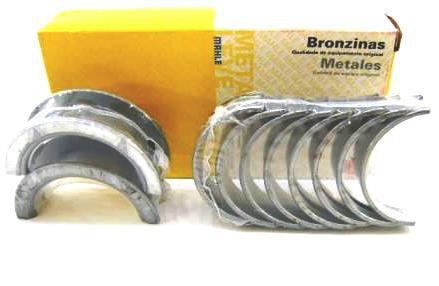 Jogo Bronzina Centro (fixa) Chevette (spa) (0.25)