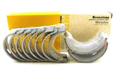 JG bronzina centro (fixa) Gol 1.5/1.6/1.8(c/Flange0,40) (1.00)