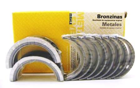 Jogo Bronzina Centro Fixa 0.75 Monza / Kadett 1.6 / 1.8 / 2.0 / s.10 / Astra