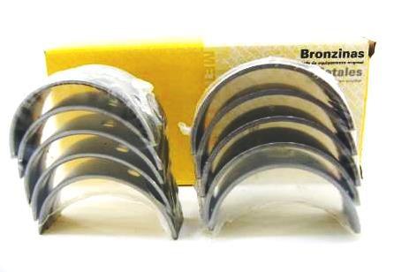 Jogo Bronzina Centro Fixa STD Perkins / M4203 Injeção Lado Direito