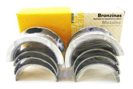 JG bronzina centro (fixa) Willys 6 cil (0.60)