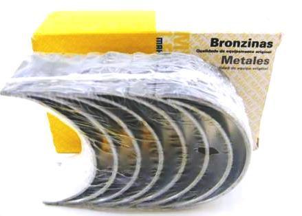 Jogo Bronzina para Biela Móvel 0.75 Perkins M4236 / Maxion S4 / S4t