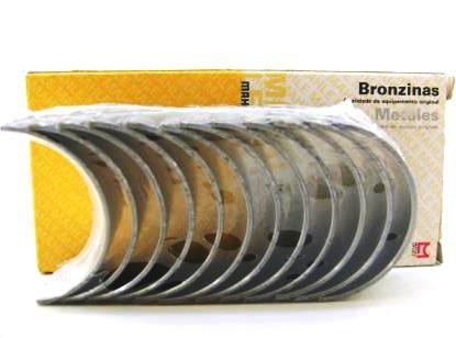JG bronzina p/biela (mov) Willys 6cil (0.75)