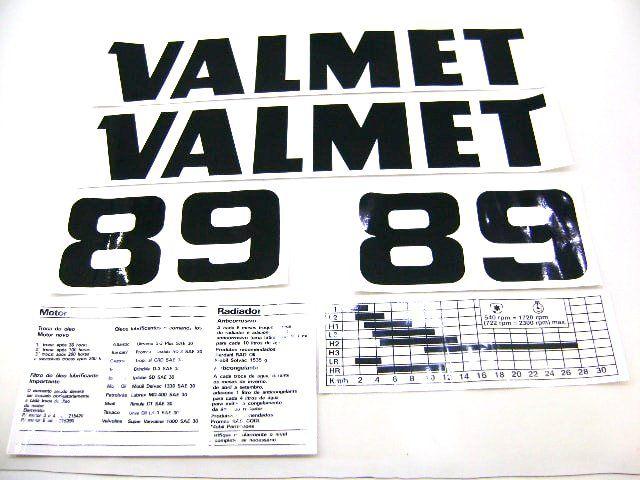 JG decalque Valmet 68
