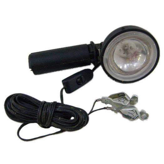 Lanterna socorro com tripe sem lampada