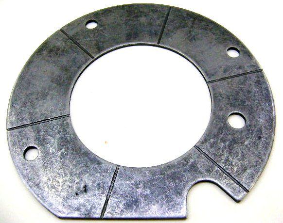 Placa traseira red caixa de câmbio Massey Ferguson 265 (Clark)