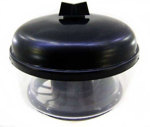 Pre-filtro completo banho a oleo Massey Ferguson 265/275