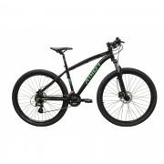 Bicicleta 29 Athor Rider  24v SH Altus FREIO ÓLEO  Pto/Verde
