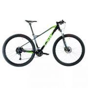 Bicicleta 29 Tsw Stamina T/17 M 2019 Alivio 27v  Cinza/Verde