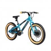 Bicicleta Aro 16 Infantil Mtb Sense Grom 2021 alum aqua/pto