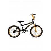 Bicicleta Atx  Aro 20 Masculino Athor Preto/Amarelo