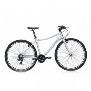 Bicicleta Sense Move 2018  Urbana 21V  CINZA  T/19/ sem garantia de( pintura ) Frete grátis SP