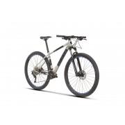 Bicicleta Sense Rock Evo 2021/22 CINZA AZUL  Deore Rockshox