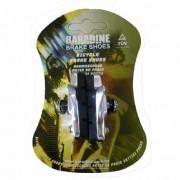 Borracha De Freio Baradine Com Refil Alumínio Speed