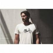 Camiseta Sense T/GG Bike Eletrica Bege