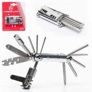 Canivete Absolute YC-285 5 As 12 Funções