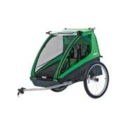 Carrinho Bike 2 Criança Thule Cadence Trailer  Cachorro 45kg
