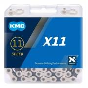 Corrente 11V KMC x11 Index C/ Power Link 118l