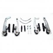 Freio Vbrake Ltx Jogo Dian/Tras Allen Aluminio