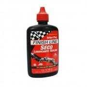 Lubrificante Oleo Finish Line Seco 120ML