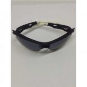 Oculos Genesi Esportivo Mod Street Branco/Preto