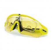 Óculos Tsw Venom 3 Lentes Amarelo Com Preto