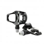 Pedal Clip Speed Wellgo R251 Preto C/ Taco 9/16